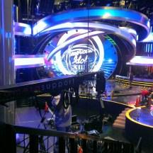 American Idol 2014 Stage