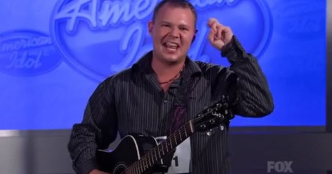 American Idol Contestant arrested
