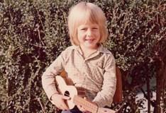 Keith Urban as a kid