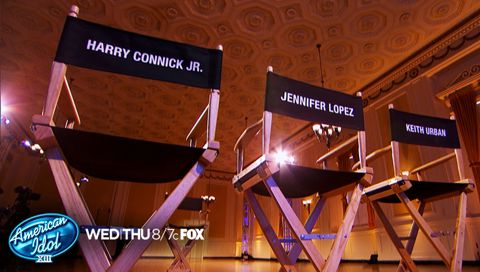 Green Mile Season 13 judges chairs