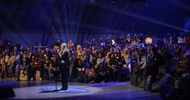 American Idol 2014 Golden Ticket holders perform