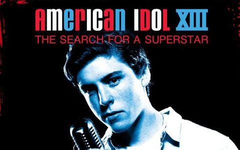 Sam Woolf on American Idol 2014