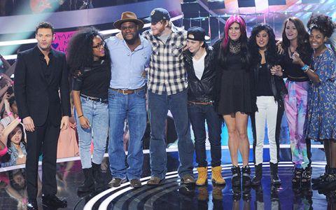 American Idol 2014 Top 13 Contestants