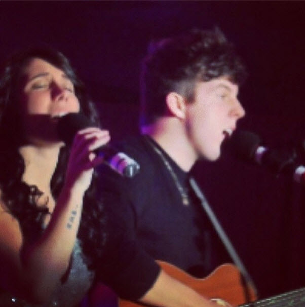 American Idol 2014 Alex Preston and Jillian Jenson 3