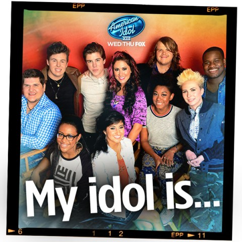 American Idol 2014 Top 10 Finalists