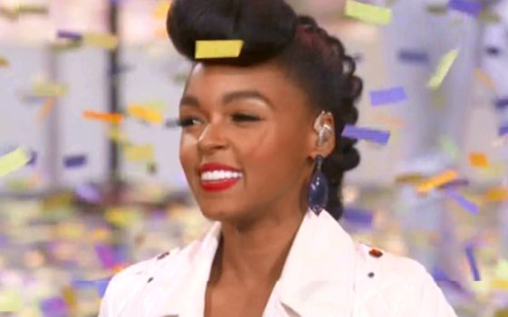 """Janelle Monáe - """"What Is Love"""""""