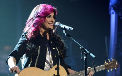 Jessica Meuse on American Idol