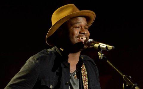 CJ Harris on American Idol's Top 11