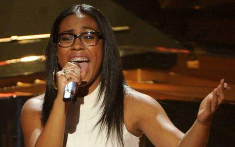 Malaya Watson on American Idol 2014