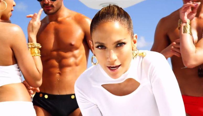 "Jennifer Lopez in ""I Luv Ya Papi"" – 09"