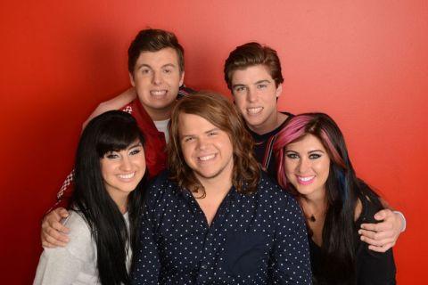 American Idol 2014 Top 5