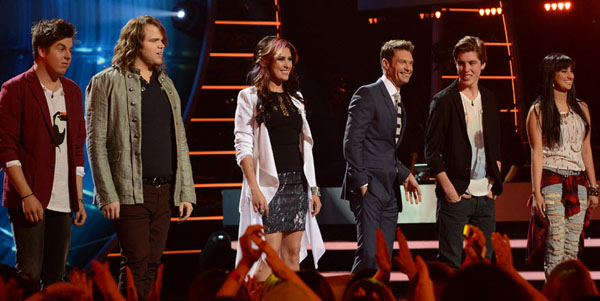 American Idol Top 5 Performances (9)