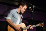 Kris Allen performs at the Soles4Souls charity concert, sponsored by Barefoot Wine & Bubbly