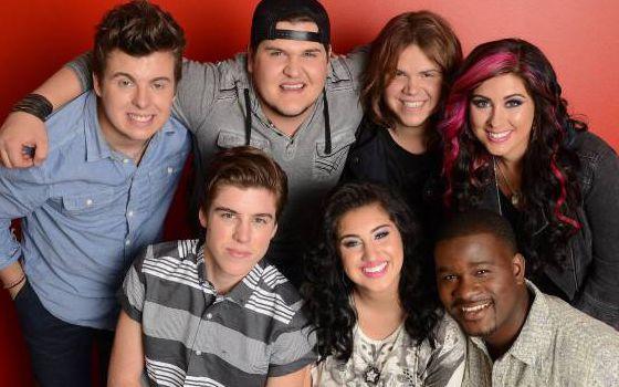 American Idol 2014 - Top 7 Finalists