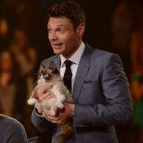 Ryan Seacrest & Grumpy Cat