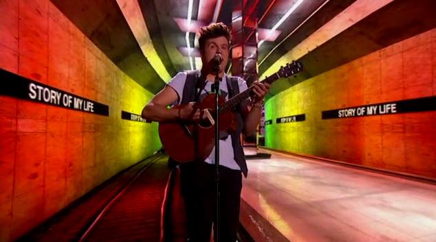 American Idol 2014 Top 3 performances 10