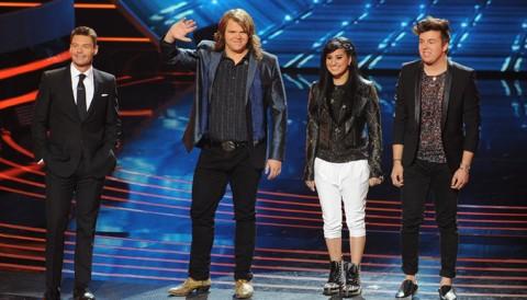 American Idol 2014 Top 3