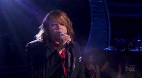 American Idol Caleb Johnson