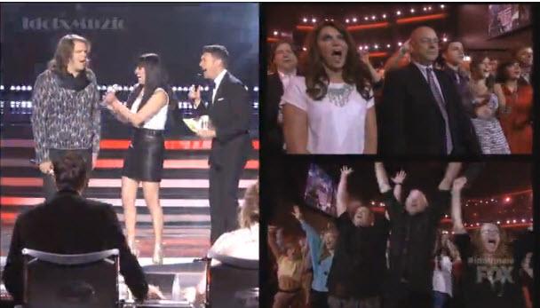 American Idol Finale Jena Irene 1