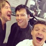 American Idol Finale Keith Urban Harry Connick Jr. Ryan Seacrest