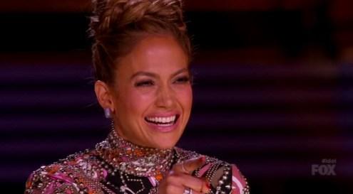 American Idol Jennifer Lopez