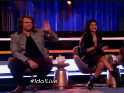 American Idol Top 2 Caleb Johnson and Jena Irene 2