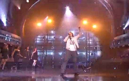 American Idol Top 4 Caleb Johnson