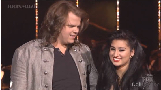 American Idol results 3