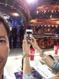 Harry Connick Jr. selfie 3