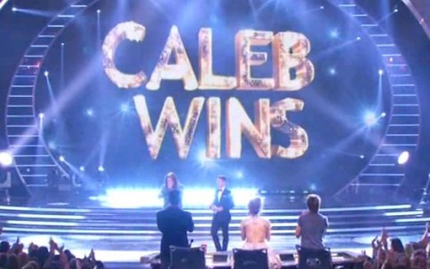 Caleb Johnson wins American Idol 2014