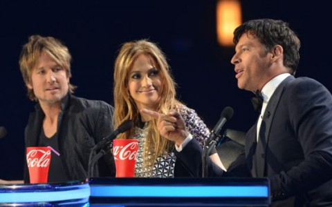 American Idol 2014 Judges panel