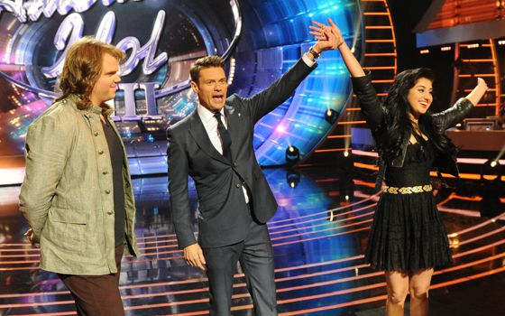 American Idol 2014 Top 2 Finalists