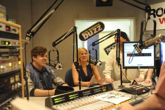 Alex Preston goes on the radio