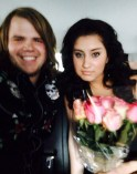 Caleb Johnson and Jena Irene Prom 1