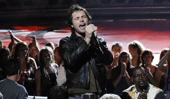 Michael Johns on American Idol