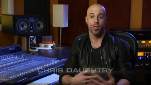 American Idol alum Chris Daughtry