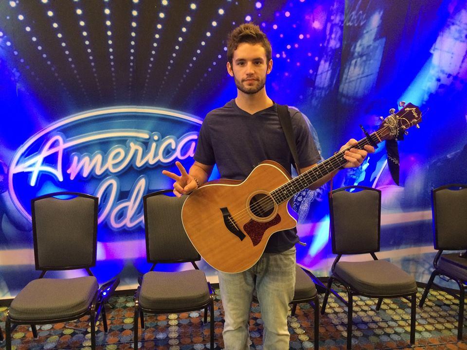 Alex Shier American Idol