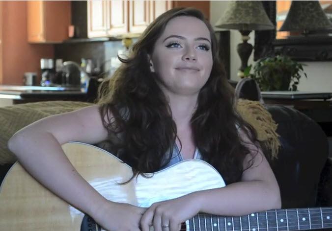 Maddy Hudson American Idol 2015
