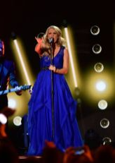 Carrie Underwood performs at the ACCAs 2014 - 03