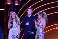 Scotty McCreery at the ACCAs