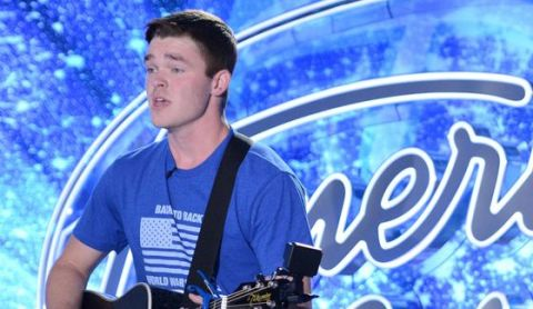 American Idol 2015 auditions with Michael Simeon - Source: FOX