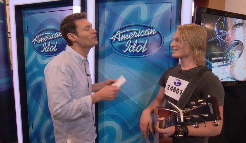 Riley Bria on American Idol 2015 – 03