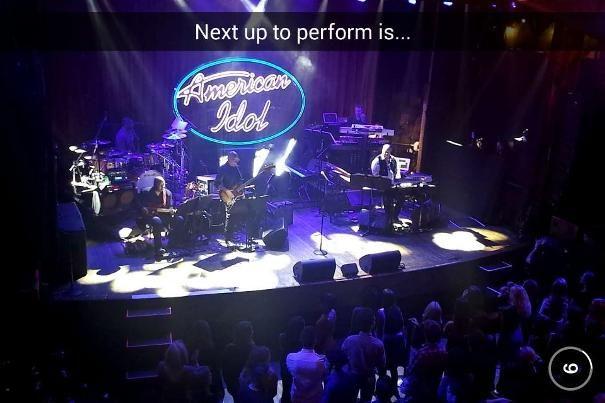 American Idol 2015 Showcase Week 'Behind The Scenes' – 02