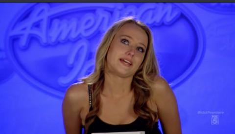 American Idol Cammie Lester