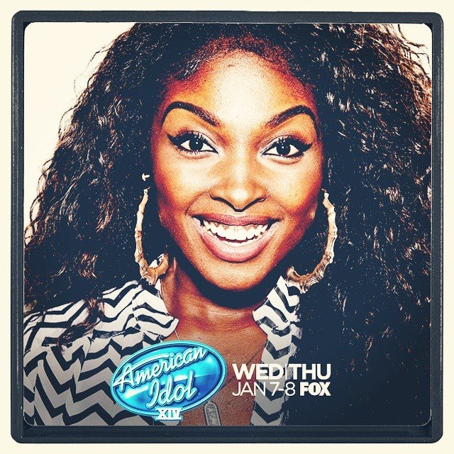 Loren Lott on American Idol 2015