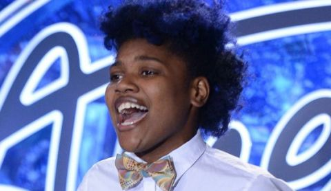 Tyanna Jones on American Idol auditions