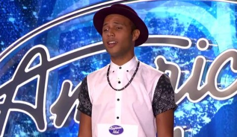 Rayvon Owen auditions on American Idol 2015
