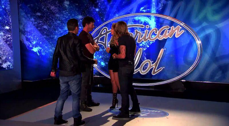 American Idol Telenovela with Samuel Prince – 01