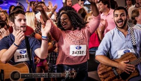 American Idol 2015 Hopefuls prepare for auditions