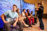 American Idol 2015 Hopefuls prepare to audition - 02